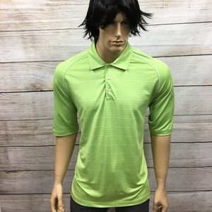 Men's Bolle Golf Tech Polyester Polo Shirt Sz XL